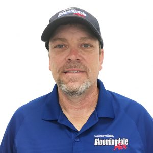 Sean Geary - Service and Maintenance Technician