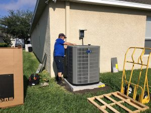 16 SEER Air Conditioner Installation in Riverview