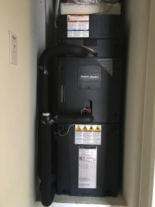 AC Unit installed in Brandon Florida