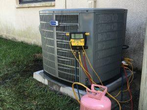 Checking R410A Refrigerant Level