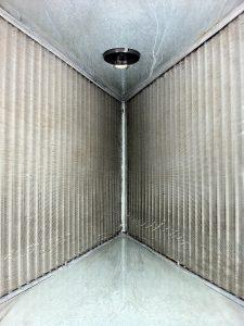 Clean Evaporator Coil