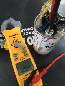 Failed Capacitor