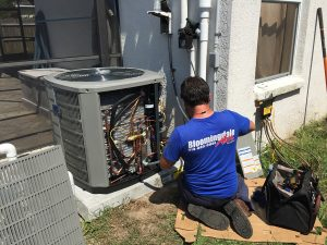 HP Condensing Unit Replacement