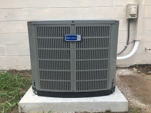 Quality AC Unit for Old Brandon Home