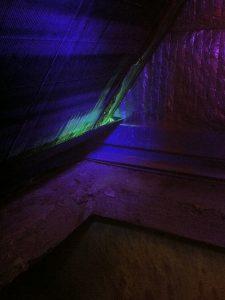 Ultraviolet Refrigerant Leak Detection