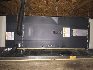 Variable Speed ForeFront Air Handler Hanging Horizontal