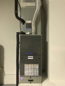 Platinum Series 2-Stage Gas Furnace