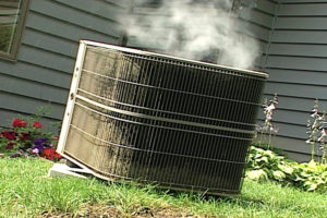 Smoking air conditioner