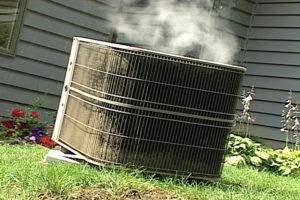Smoking air conditioner