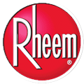 Rheem Heating and Cooling company logo