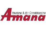 Amana Brand Heating and Air Conditioning logo