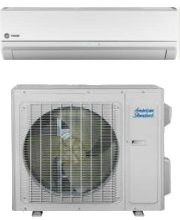 American Standard brand Ductless mini split system