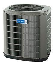 American Standard brand Heat pump condensing unit, Conpressor